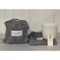 Mer Sea, Saltaire - Sweater Bag Candle