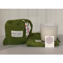 Mer Sea, Sea Pines - Sweater Bag Candle
