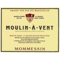 Mommessin Moulin-a-Vent