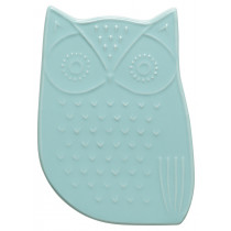 Trivet - Stoneware Owl