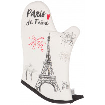 Potholder - Paris (Oven Mitt)