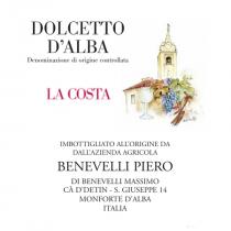 Benvelli Piero DOlcetto dAlba