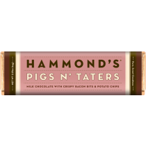 Hammonds' Chocolate Bar - Pigs & Taters