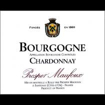 Prosper Maufoux Bourgogne Blanc***
