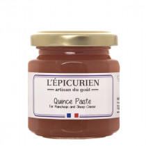 Cheese Confit - Quince Paste