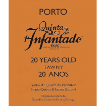 Quinta do Infantado 20yo Tawny Port