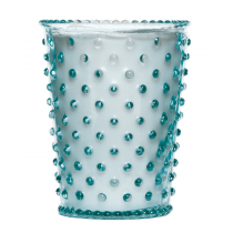 Hobnail Candle - Rain (Large)