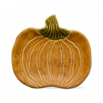 Small Pumpkin Plate