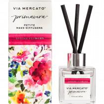 Via Mercato, Spring Flowers Petite Diffuser