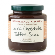 Stonewall Kitchen Dark Chocolate Toffee Sauce