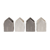 Small Stoneware House Vase (single)