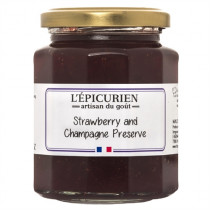 Preserves - Strawberry Champagne