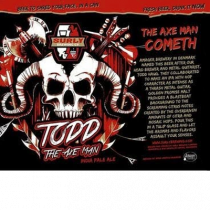 Surly Brewing Todd the Axe Man