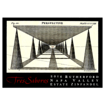 Tres Sabores Rutherford Perspective Zinfandel