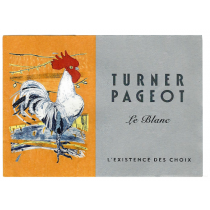 Domaine Turner Pageot le Blanc