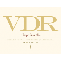 VDR Very Dark Red
