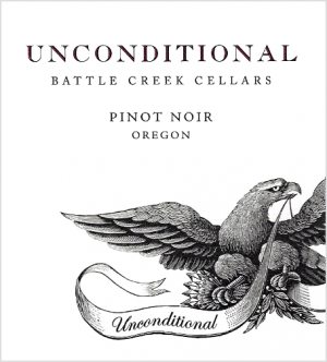 Battle Creek Unconditional Pinot Noir