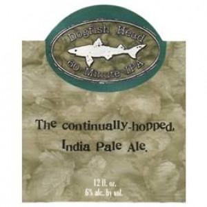 Dogfish Head - 60 Minute IPA
