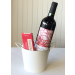 Wine Basket Red Classic