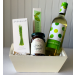 Wine Basket White Premier