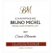 "Champagne Bruno Michel Brut ""Cuvee Blanche"""